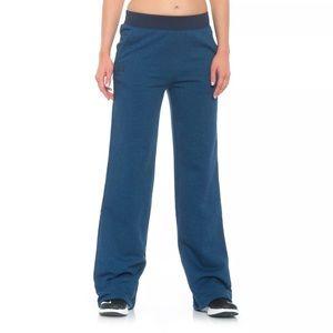UNDER ARMOUR Threadborne Loose Blue Sweatpants